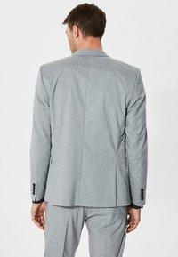 Selected Homme - Kavaj - light grey melange - 2
