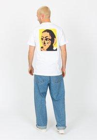 The quiet life - MARCUS - T-shirt imprimé - white - 2