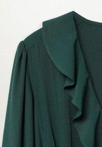Mango - NOIR - Day dress - grün - 2