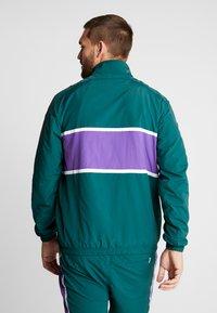 K1X - HALFZIP JACKET - Training jacket - bistro green - 2