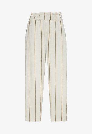YASSOFIE PANTS - Trousers - antique white