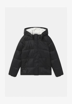 ESSENTIAL PUFFER UNISEX - Winter jacket - black