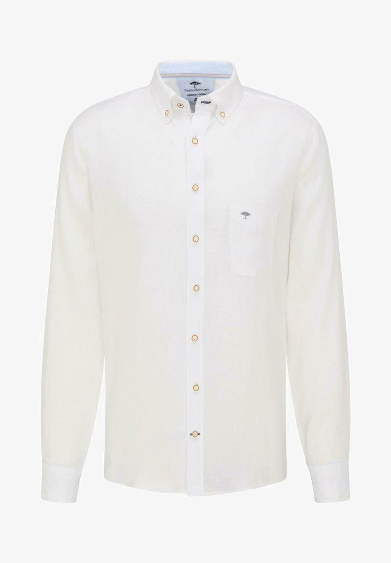 Fynch-Hatton - Shirt - white