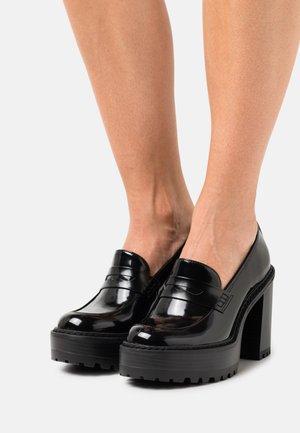 KASSIDY - Platform heels - black box