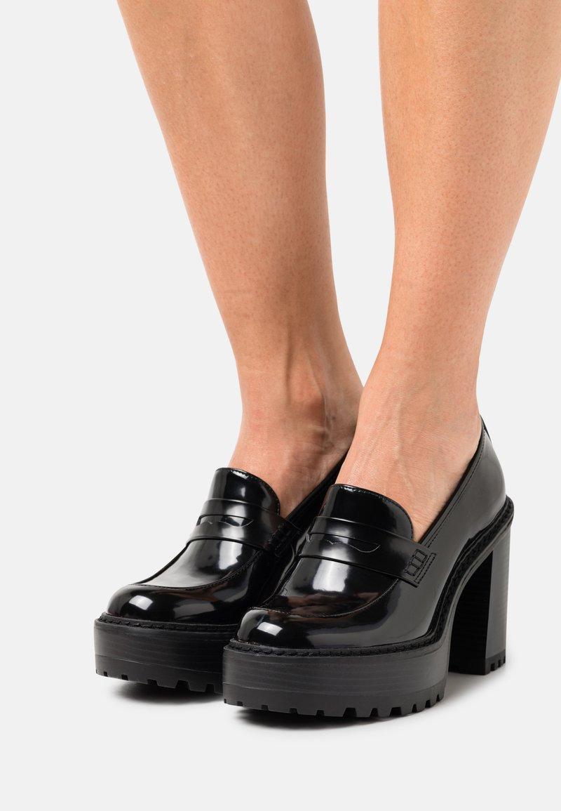 Madden Girl - KASSIDY - Platform heels - black box