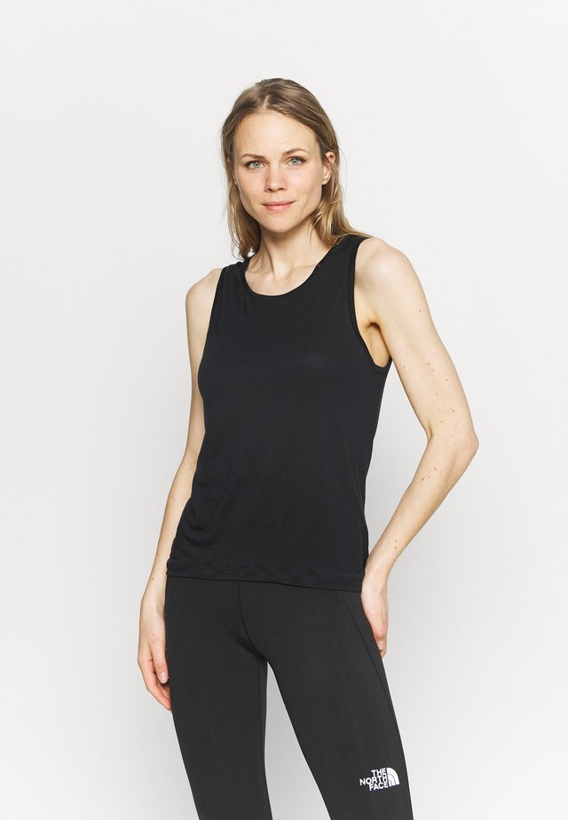 TREE TANK - Top - black