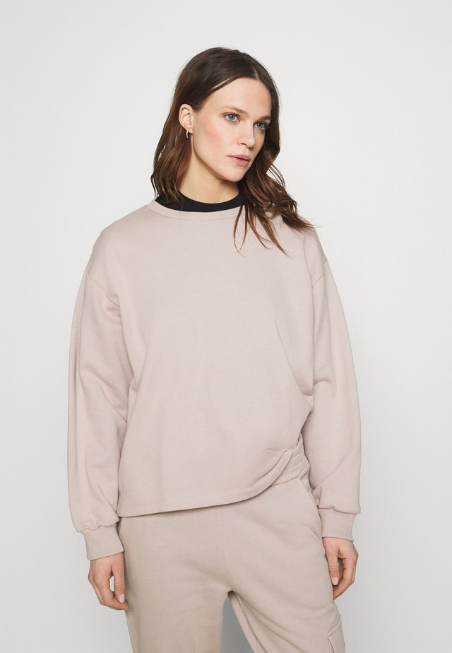 CARSON - Sweatshirt - mushroom