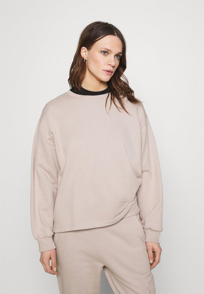 ALIGNE - CARSON - Sweatshirt - mushroom