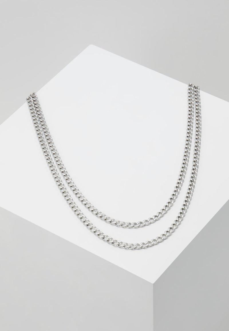 Vitaly - KABEL - Necklace - silver