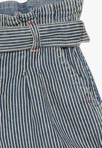 Polo Ralph Lauren - PAPERBAG BOTTOMS - Shorts - dark blue denim - 2