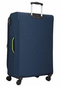 Hardware - REVOLUTION - Wheeled suitcase - dark blue - 1