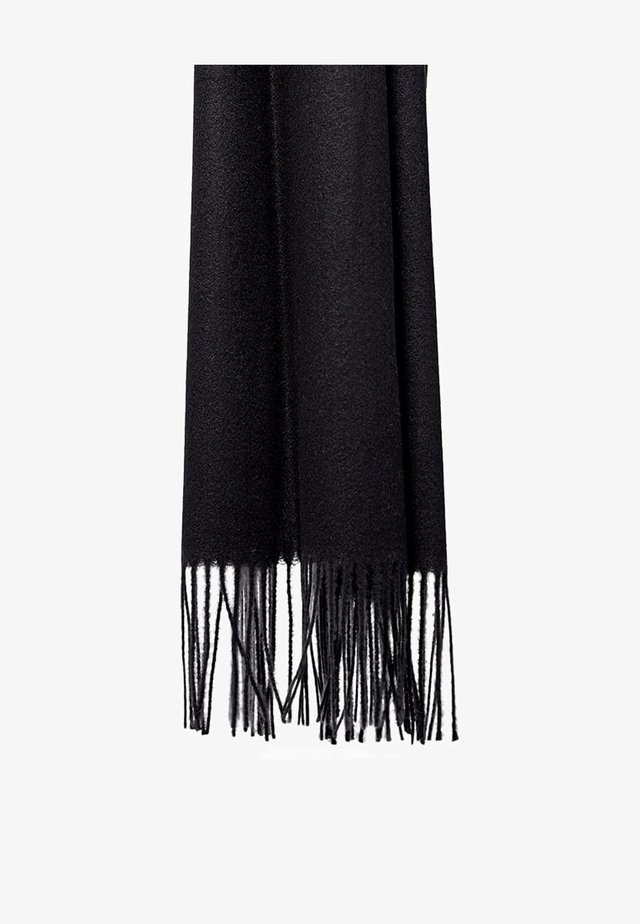 SOFT-TOUCH - Sjaal - black