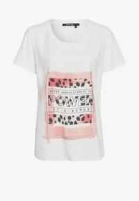 Marc Aurel - Print T-shirt - off white varied - 4
