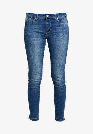 ADRIANA ANKLE - Jeans Skinny Fit - moon washed