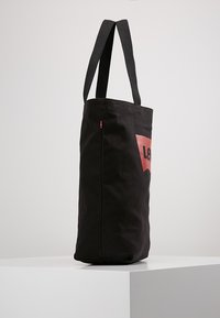 Levi's® - BATWING TOTE - Bolso shopping - regular black - 3