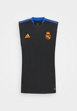 REAL MADRID SL JSY - Pelipaita - black
