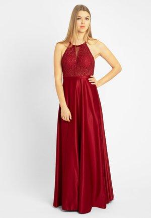 Vestido de fiesta - red