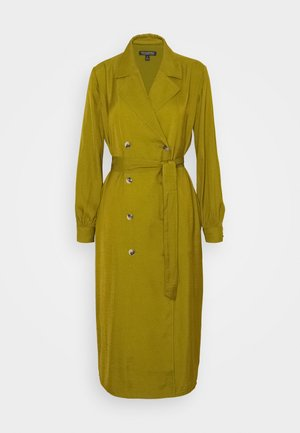 MIDI TRENCH DRESS - Blousejurk - cinque terre