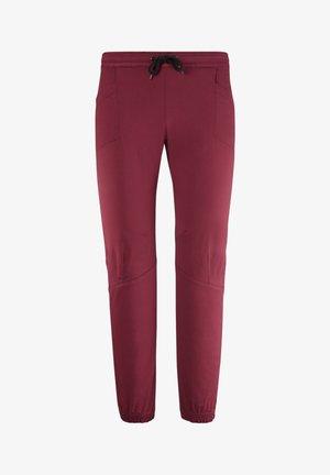 DIVINO  - Pantalon de survêtement - rouge