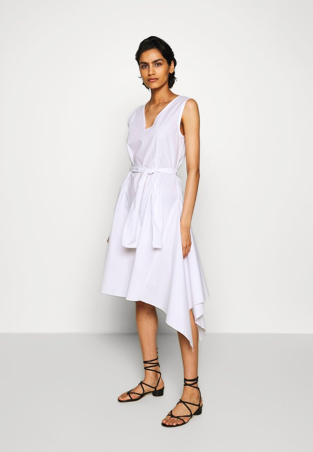CASTORO - Day dress - optic white