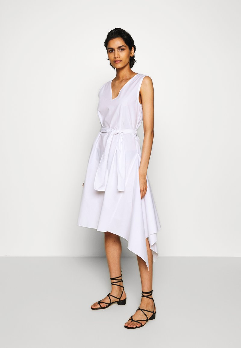MAX&Co. - CASTORO - Day dress - optic white