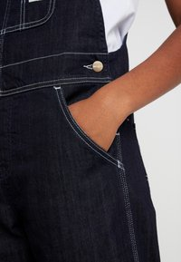 Carhartt WIP - OVERALL - Salopette - dark stone washed - 5