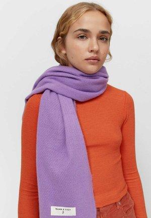 Sjaal - purple