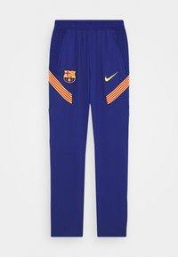 Nike Performance - FC BARCELONA  PANT - Club wear - deep royal blue/amarillo - 0