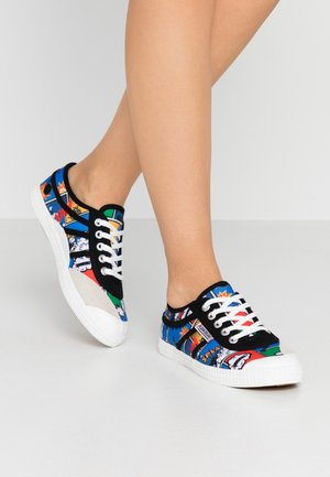 CARTOON SHOE - Matalavartiset tennarit - multicolor