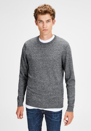 JJEBASIC - Maglione - blue/grey