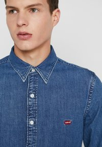 Levi's® - BATTERY SHIRT - Koszula - red cast stone flat - 3