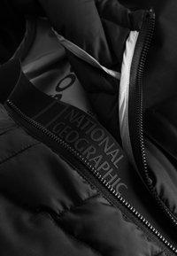 National Geographic - NO GOOSE  - Winter jacket - black - 8