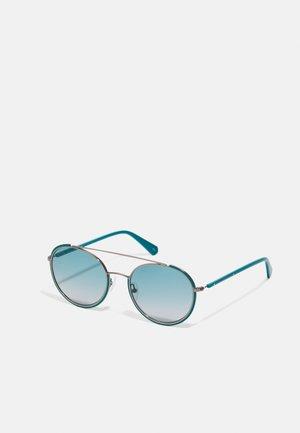 Sunglasses - matte teal
