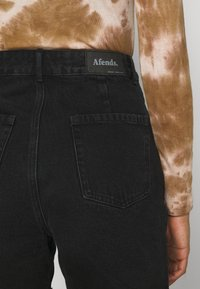 Afends - SHELBY - Denim shorts - washed black - 3