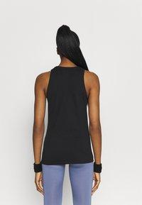 Nike Performance - DRY TANK ICON CLASH - Sportshirt - black - 2