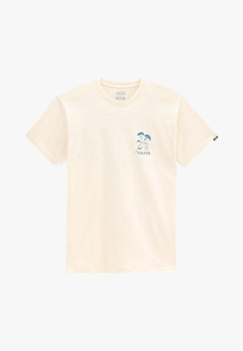 Vans - MN IN THE WEEDS SS - Print T-shirt - seedpearl