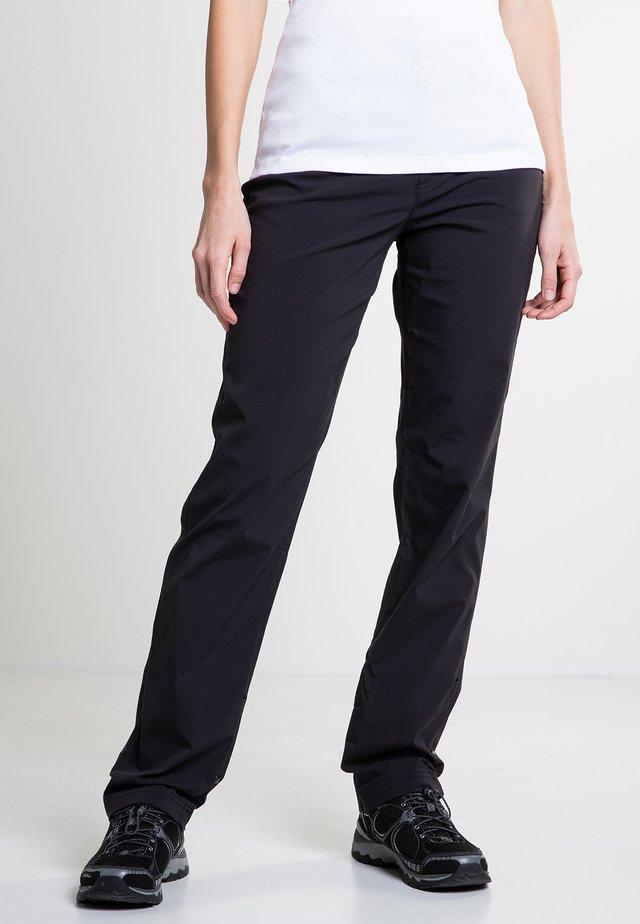 SIGHTSCAPE HORIZON HOSE  - Trousers - schwarz