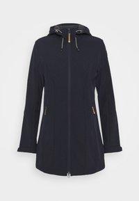 Icepeak - VIAMAO - Soft shell jacket - dark blue/black melange - 5
