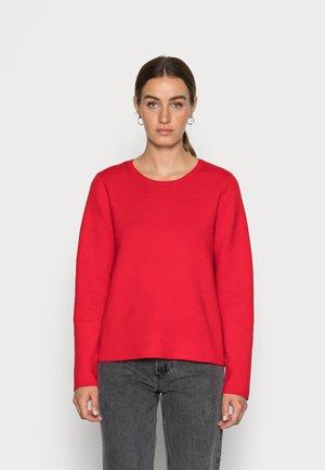 SLFMERLE O NECK - Sweter - true red