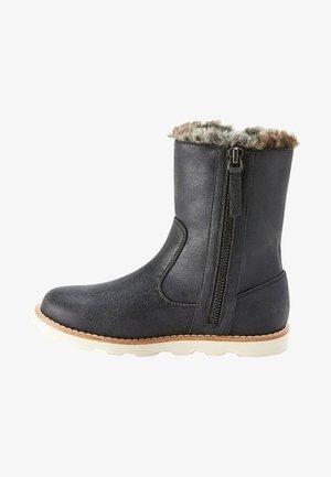 FAUX FUR TRIM BOOTS (OLDER) - Snowboots  - schwarz