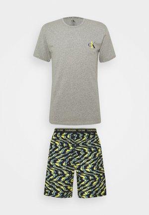 ONE SHORT  - Pyjamas - black