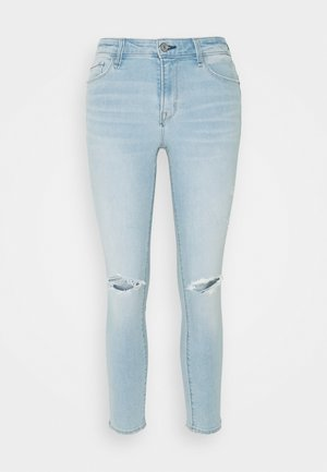 LIGHT DESTROY MRSS ANKLE - Jeans Skinny Fit - light wash