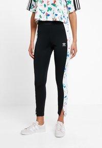 adidas Originals - TIGHTS - Leggings - black - 0