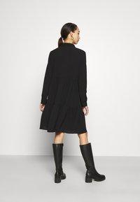 JDY - JDYPIPER DRESS - Shirt dress - black - 2