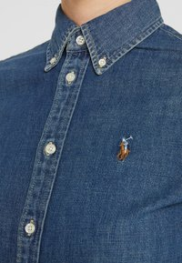Polo Ralph Lauren - HARPER - Button-down blouse - blaine wash - 4