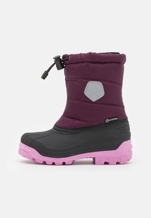 WP UNISEX - Zimní obuv - potent purple