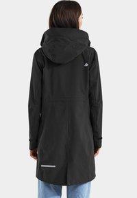 Didriksons - ILMA WNS - Winter coat - black - 2