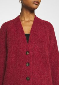 EDITED - ELIANDRO  - Cardigan - burnt russet - 5