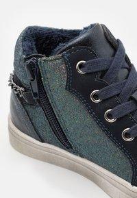 Friboo - Zapatillas altas - dark blue - 5