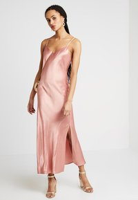Superdry - BIANCA SLIP DRESS - Occasion wear - luxe pink - 2